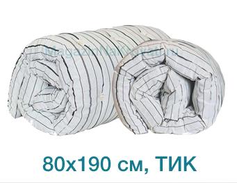 Ватный матрас из ваты ТИК 80x190 см арт. 03020102 – купить в интернет-магазине матрасов (вата) СПб