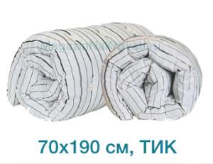 Ватный матрас из ваты ТИК 70x190 см арт. 03020101 – купить в интернет-магазине матрасов (вата) СПб
